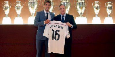 Utilizará el mismo dorsal que en su anterior equipo. Foto:Real Madrid