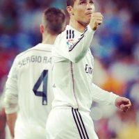 Ronaldo parece ser el modelo a seguir de Rodríguez. Foto:instagram.com/cristiano