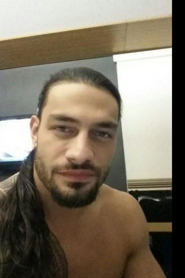 8. Desde 2010 firmó con la WWE y entró a la Florida Championship Wrestling, territorio de desarrollo de la empresa Foto:Twitter: @WWERomanReigns