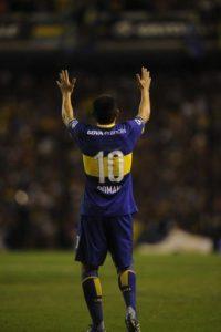 Es un símbolo de Boca Juniors Foto:Facebook: Juan Roman Riquelme