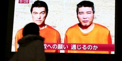 Haruna Yukawa (a la izquierda) fue ejecutado el sábado. Foto:AP
