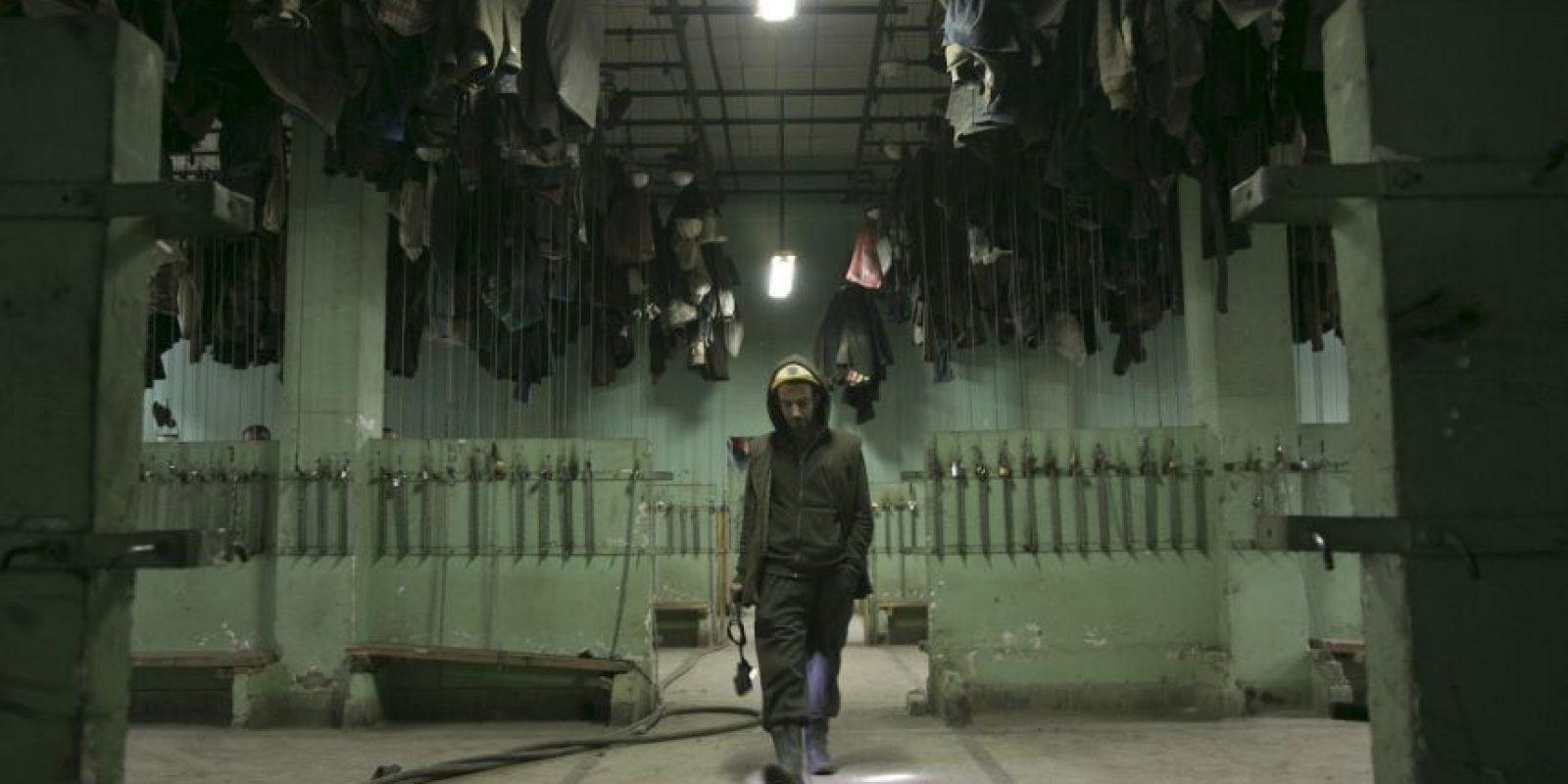 En Ucrania son cinco las regiones que cuentan con importantes yacimientos de carbón. Foto:AP