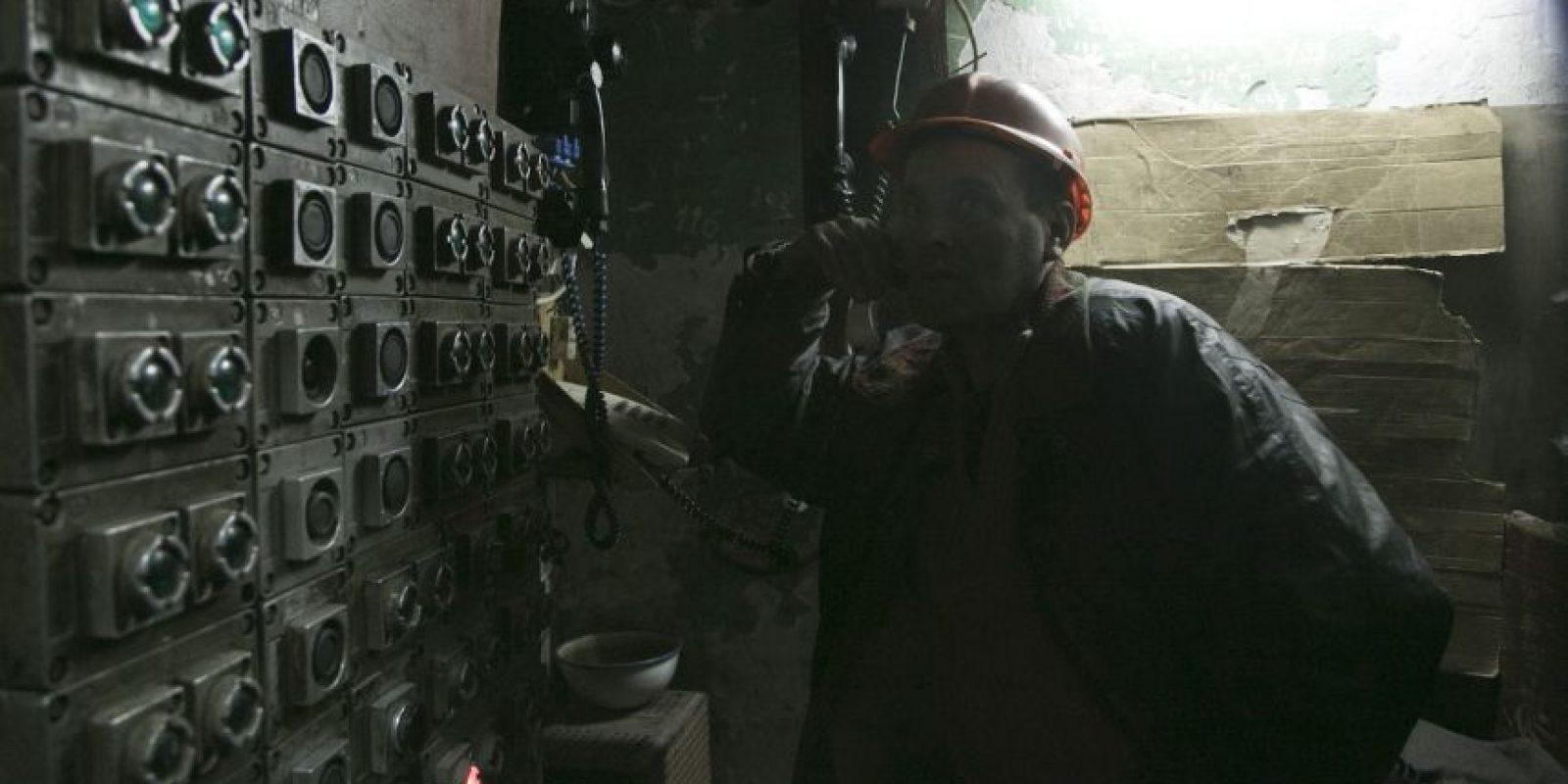 En Ucrania y otras zonas de la región los mineros exigen mejores condiciones. Foto:AP