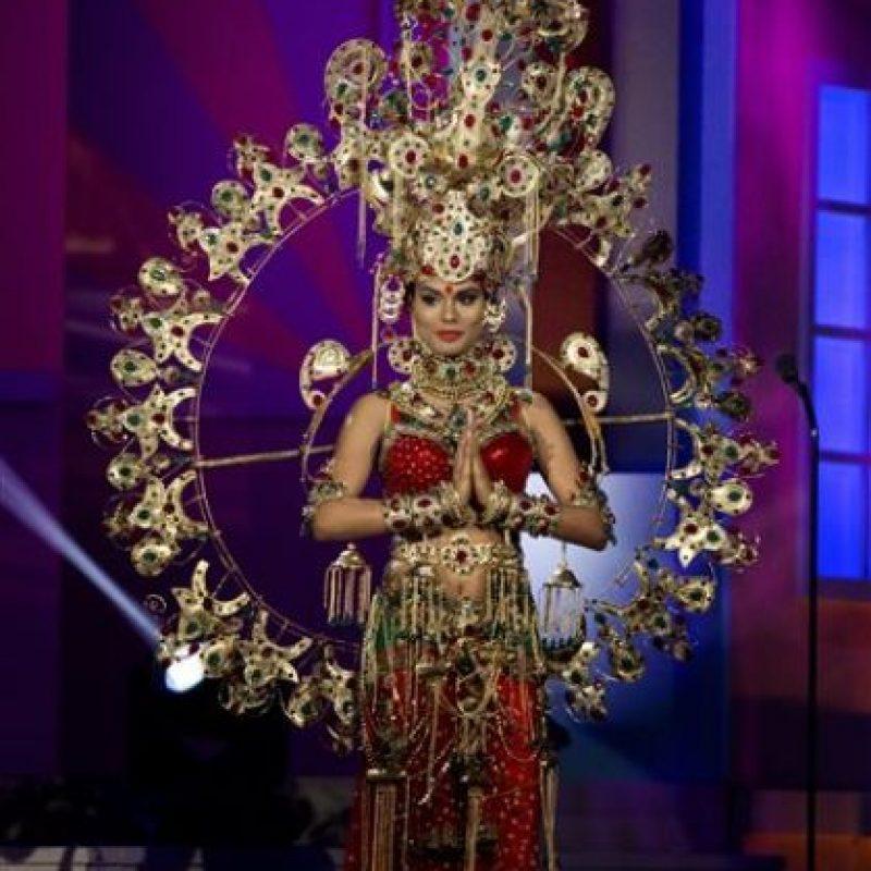 Noyonita Lodh, Miss India Foto:AP