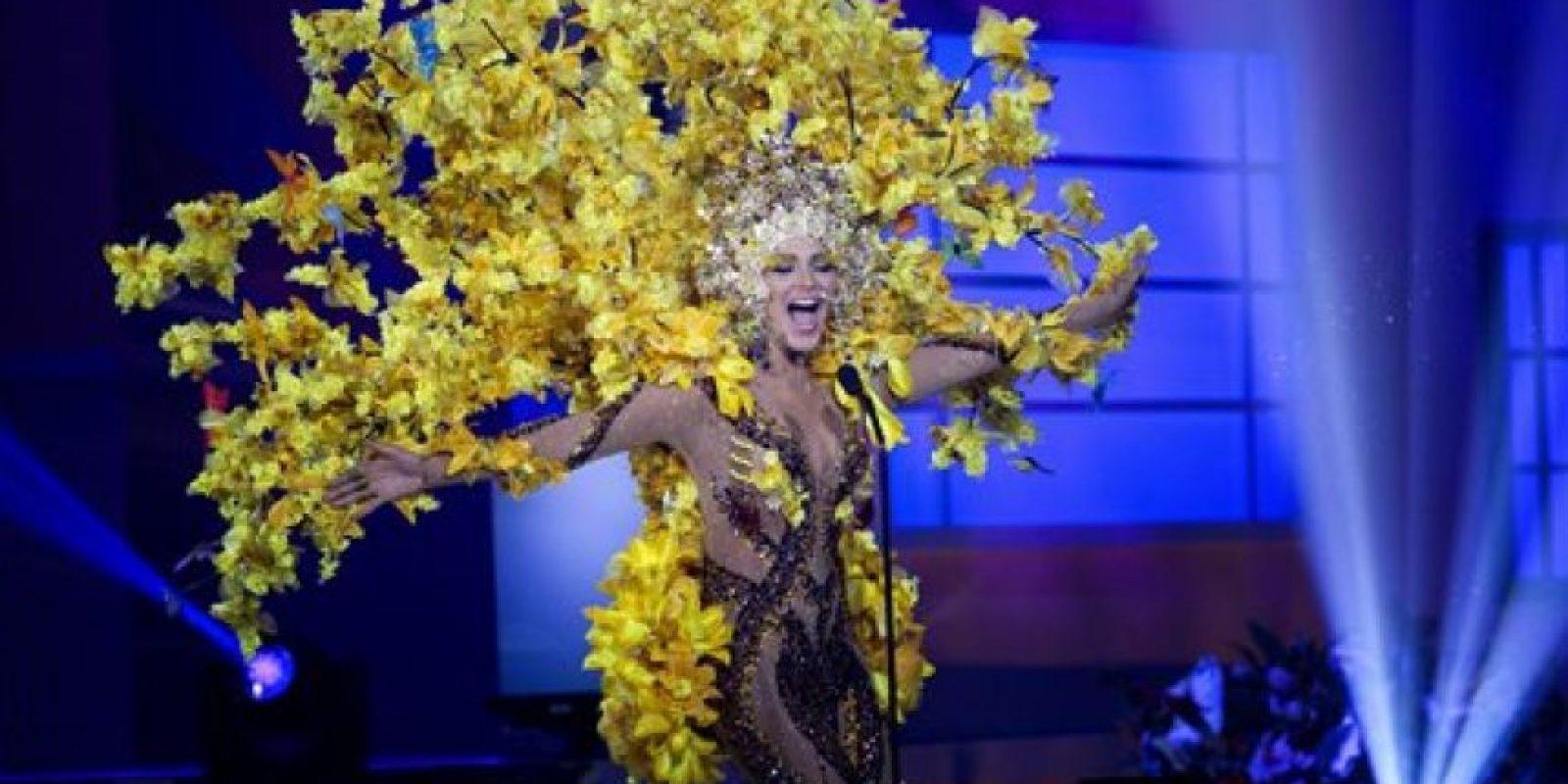 Migbelis Castellanos, Miss Venezuela Foto:AP