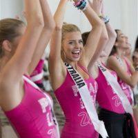 Tegan Martin, Miss Australia Foto:AP