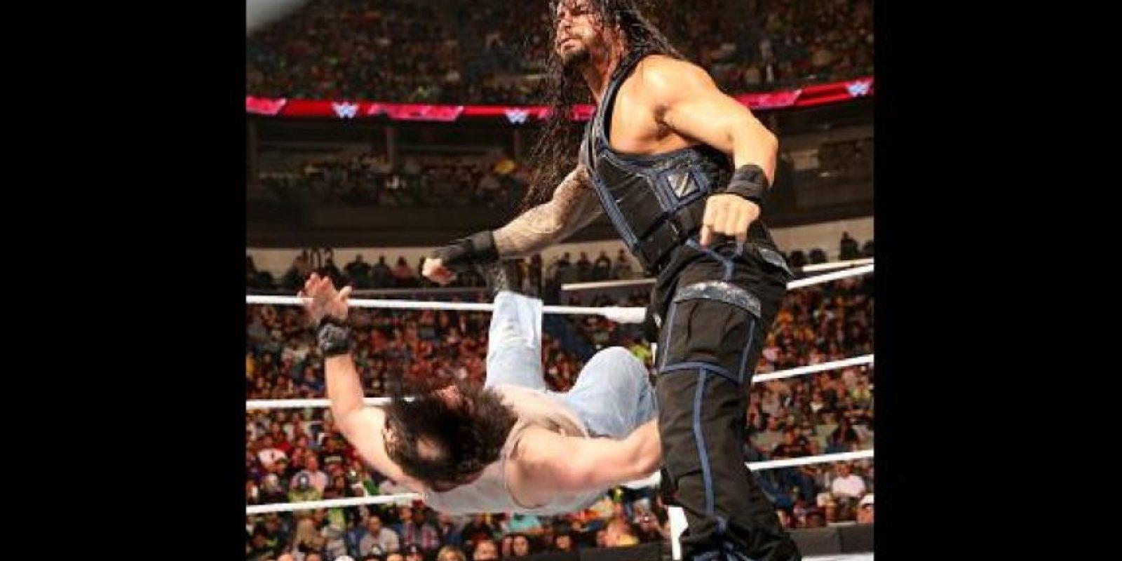 12. Estudió Administración en el Instituto de Tecnología de Georgia Foto:WWE