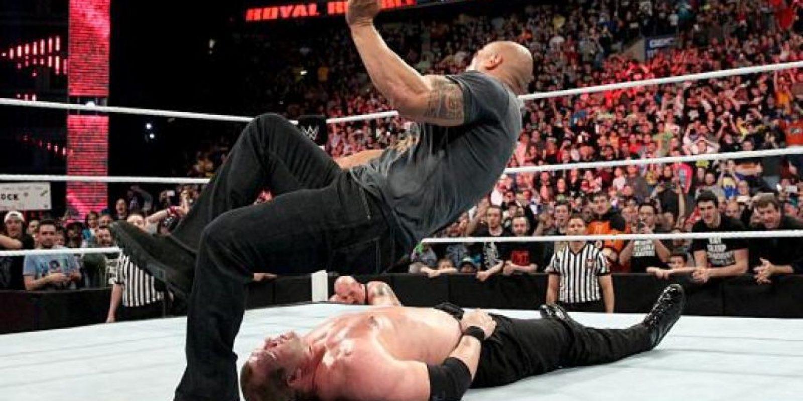2. Ha peleado con los nombre de Joe Anoa y Lake Foto:WWE