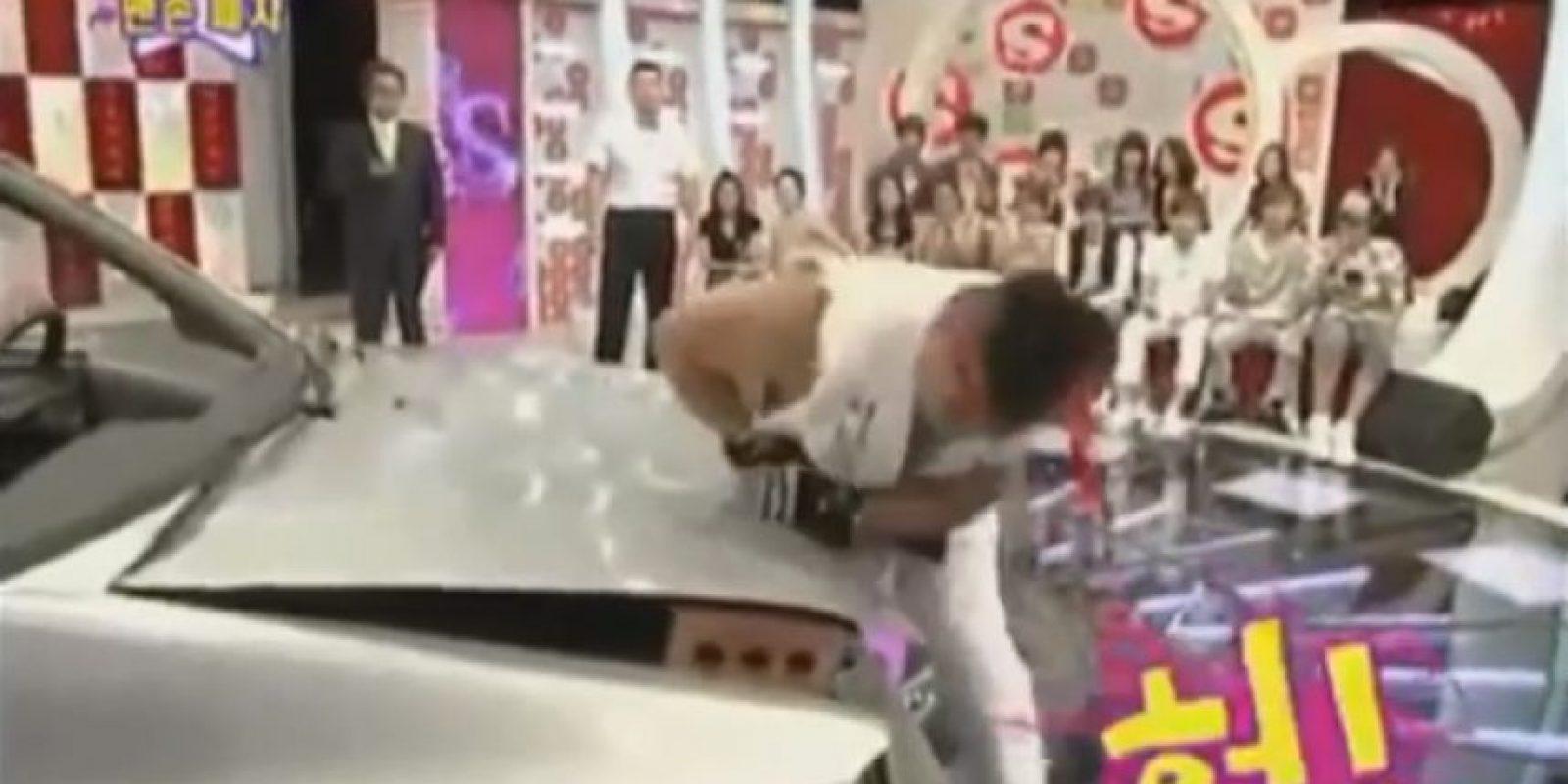 Foto:Vía Youtube: Versus FightingTV