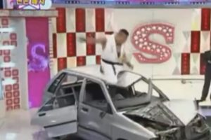 Este golpe logró sorprender a los asistentes Foto:Vía Youtube: Versus FightingTV