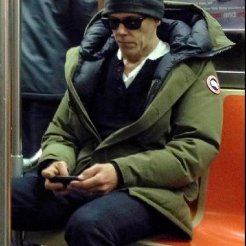 Kevin Bacon Foto: celebritiesonthesubway.tumblr.com