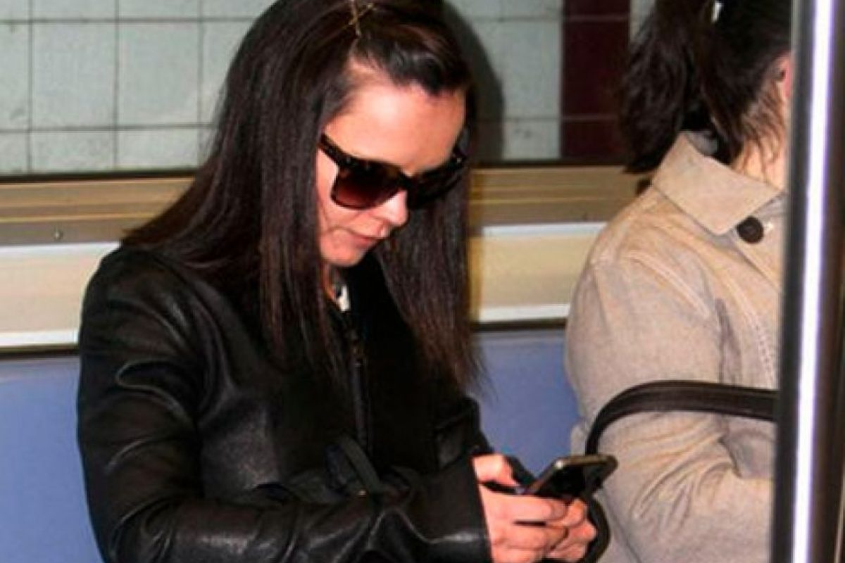 Christina Ricci Foto:celebritiesonthesubway.tumblr.com