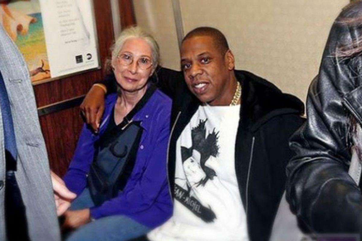 Jay-Z Foto:celebritiesonthesubway.tumblr.com