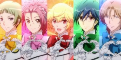 "Le vino ""competencia"" a ""Sailor Moon"". Foto:FUNimation Entertainment"