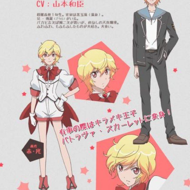 Se ha descrito en los portales de anime a la serie como una parodia Foto:FUNimation Entertainment