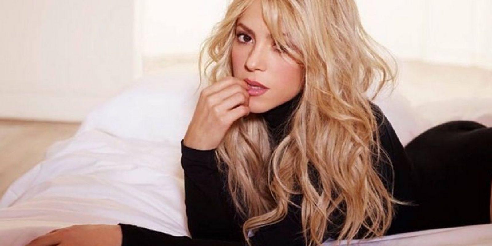 Shakira Foto:Instagram Shakira