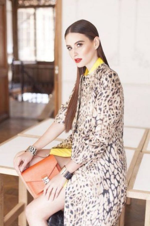 Es actriz, presentadora, modelo e imagen de reconocidas marcas Foto:Facebook Taliana Vargas