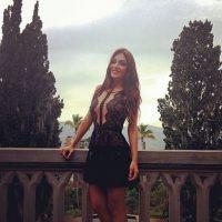 Es actriz, modelo, cantante y compositora Foto:Instagram Natalia Andrea Betancurt