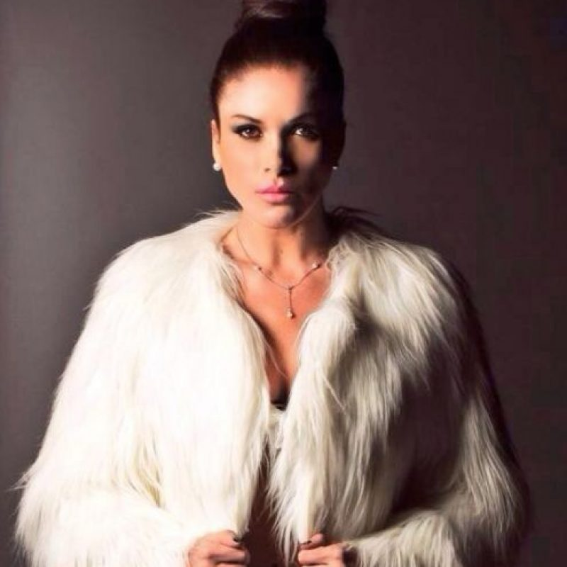 Actriz y modelo Foto:Twitter Nataly Umaña
