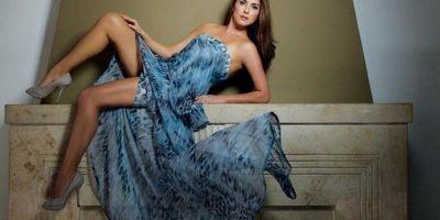 Es actriz de telenovelas Foto:Facebook Danna García