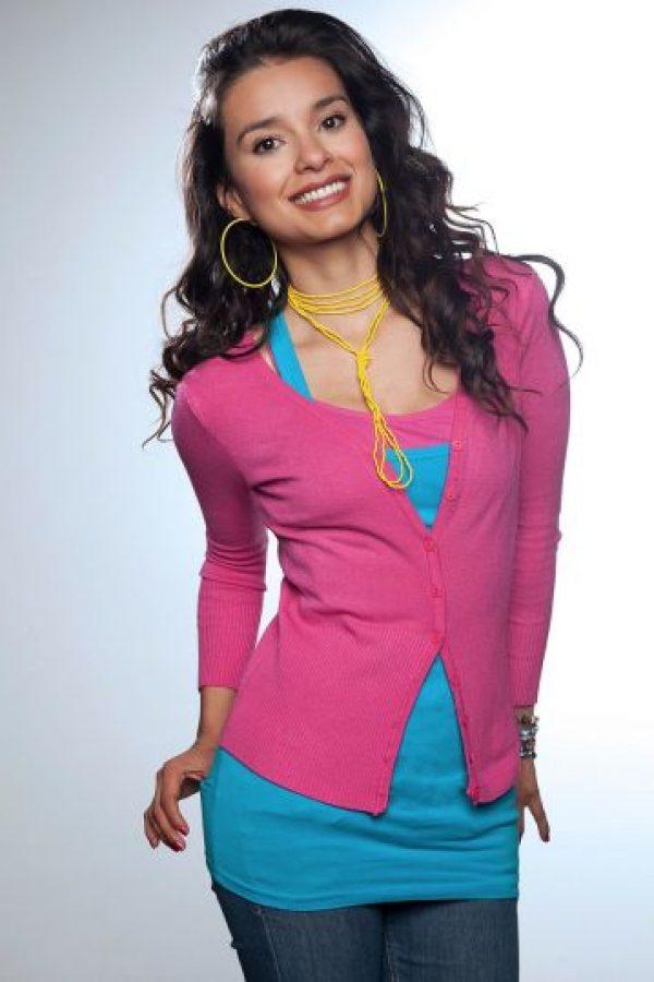 Es actriz y modelo Foto:Facebook Paola Rey