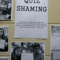 "El que ""avergüenza"" a sus estudiantes. Foto:Imgur"