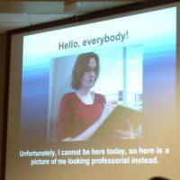 La excusa de ella. Foto:FunnyPics