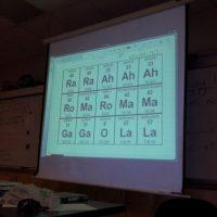 Profesor de química que canta como Lady Gaga Foto:Twitter