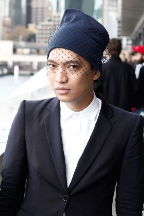 BryanBoy tiene su propia marca y está en importantes semanas de la moda. Foto:BryanBoy