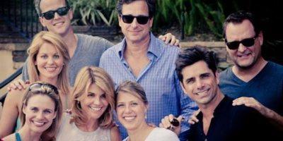 """VIDEO. El elenco de """"Full House"""" sí hizo una reunión sorpresa"""