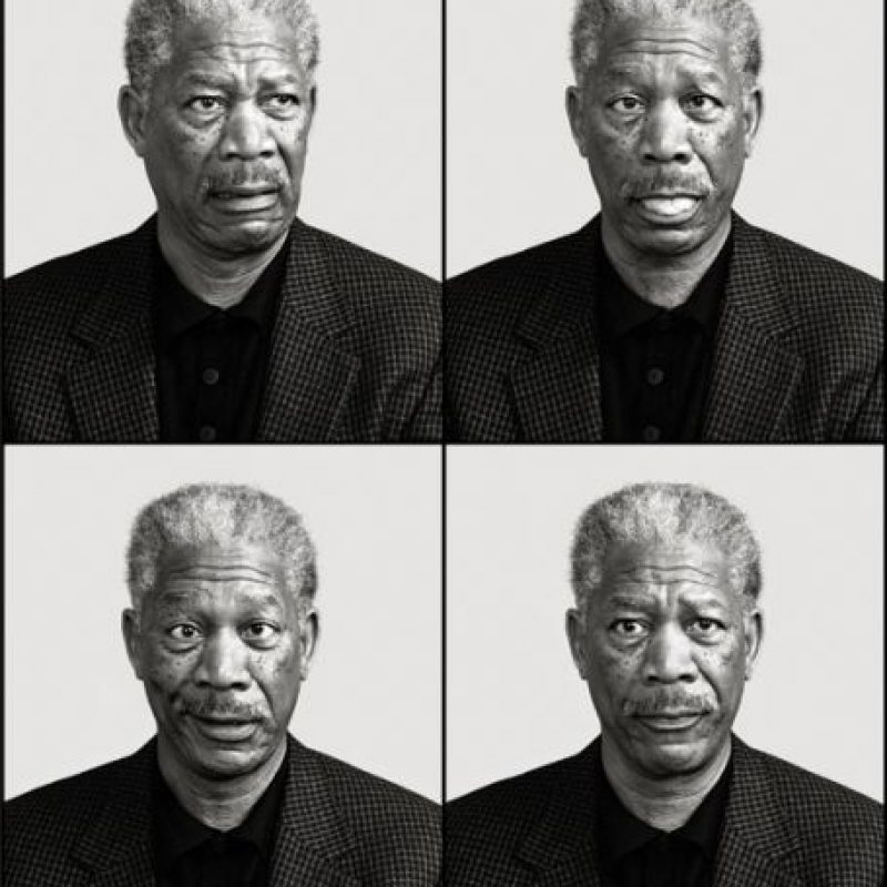 Morgan Freeman Foto: Facebook