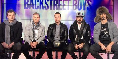 Foto:Facebook/Backstreet Boys