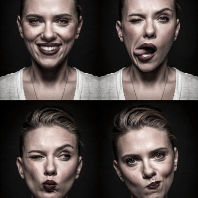 Scarlett Johansson Foto:Facebook