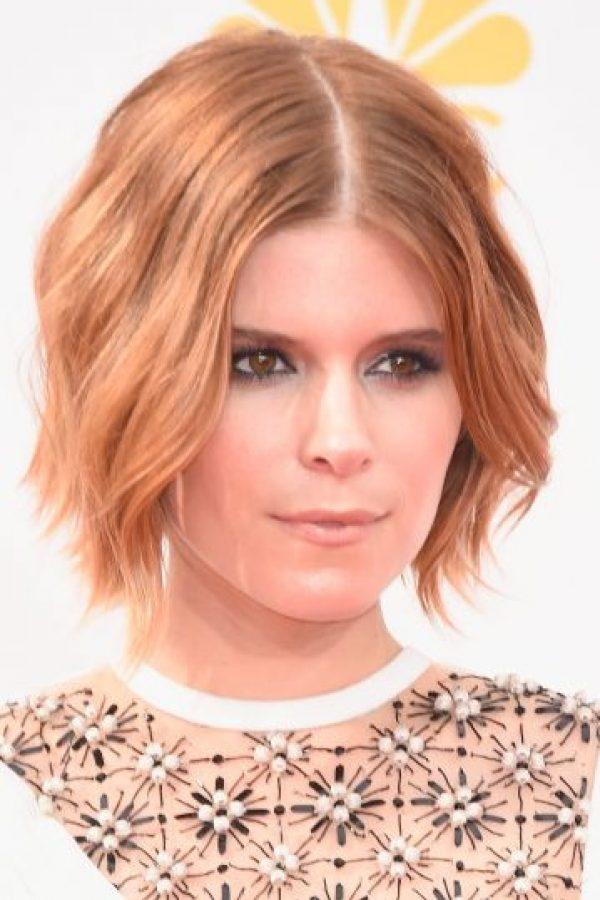 """Es reconocida por su papel de """"Zoe Barnes"""" en la serie de netflix """"House of cards"""" Foto:Getty Images"""