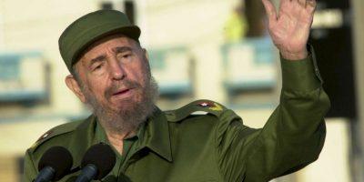 Ayer el expresidente de Cuba, Fidel Castro se expresó por primera vez sobre el restablecimiento de las relaciones diplomáticas. Foto:Getty