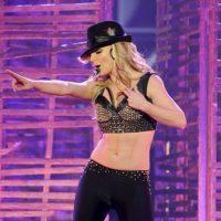 """Britney mostró un abdomen """"envidiable"""" Foto:Instagram/@Britneyspears"""