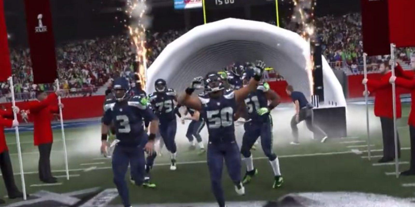 EA Sports realizó una simulación del partido más importante de la temporada Foto:Youtube: EA Sports