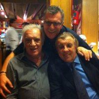 Se retiró de la dirección técnica en 2012, cuando dejó al Racing Club Foto:Twitter: @Alfio_Basile