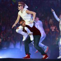 Con Justin Bieber Foto:Instagram/peejet