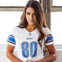 Se rumora que el quarterback de los Halcones Marinos sale con la ex diva de la WWE, Erika Ann Hammond Foto:Instagram: @erikaannhammond