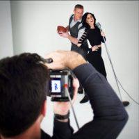 Katy Perry y JJ Watt Foto:Instagram/ESPN