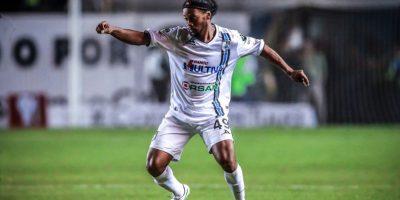 Ronaldinho Foto:Facebook: Ronaldinho Gaúcho