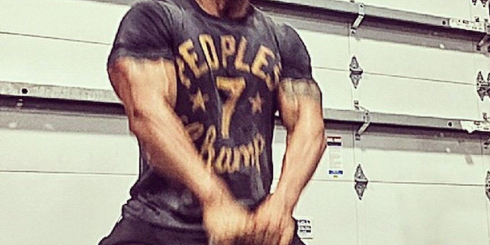 Pero el luchador aclaró el significado del 7 Foto:Instagram: @therock