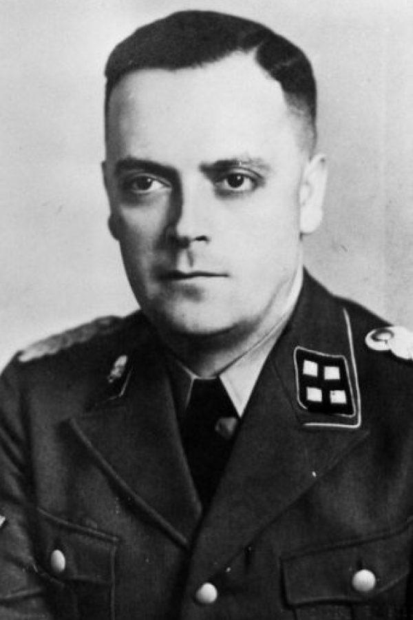Arthur Liebehenschel, segundo comandante del campo de concentración de Auschwitz Foto:Wikimedia.org