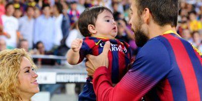 Piqué y Shakira están a punto de ser padres por segunda vez