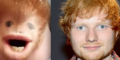 VIDEO: ¡Imperdible! La barba de este hombre imita a Ed Sheeran