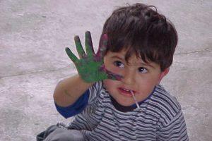 Inversión en la niñez. Foto:Publinews