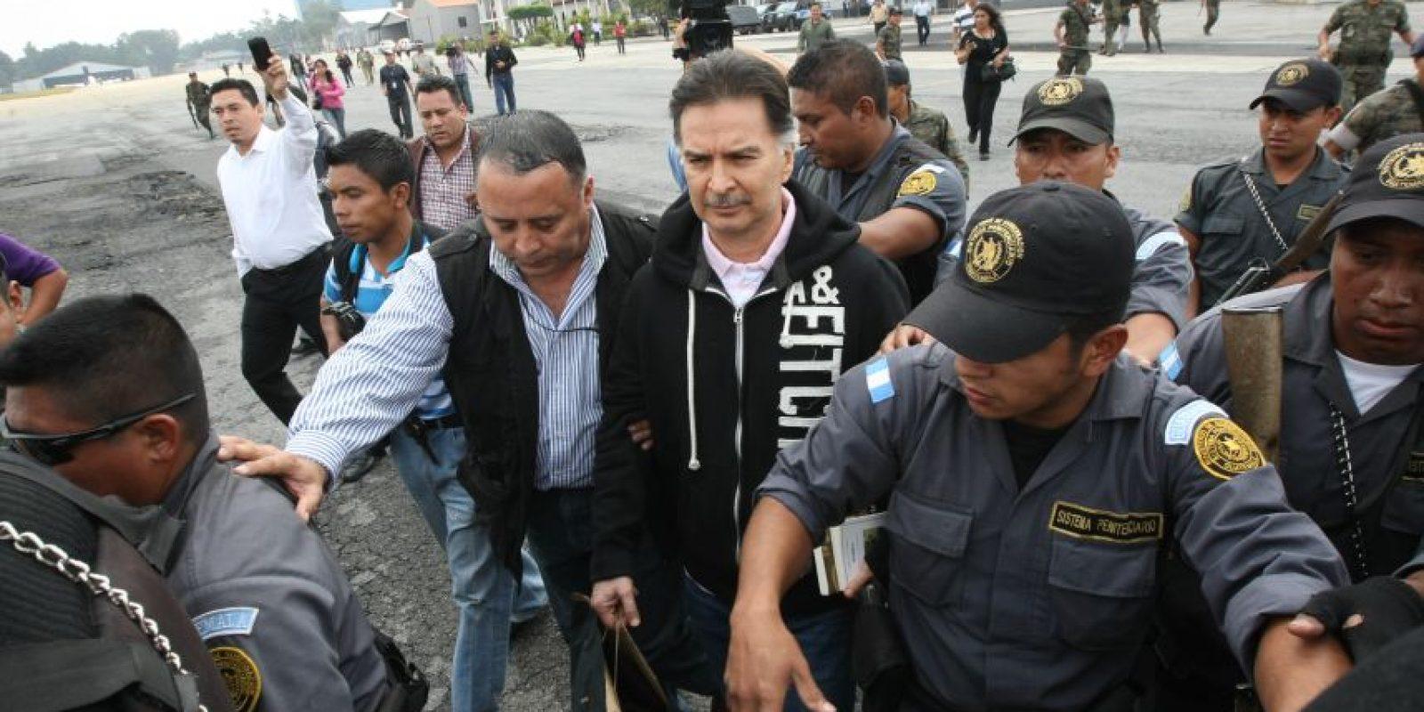 Fue extraditado a Estados Unidos. Foto:Publinews