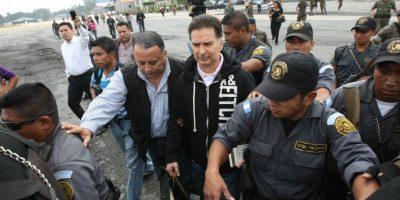 Alfonso Portillo pide que dos exfuncionarios lo reciban
