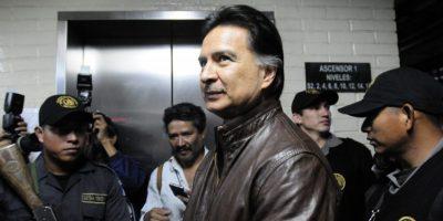 Alfonso Portillo. Foto:Publinews